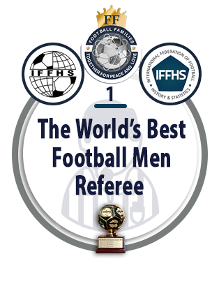 The World's Best Football Men Referee
