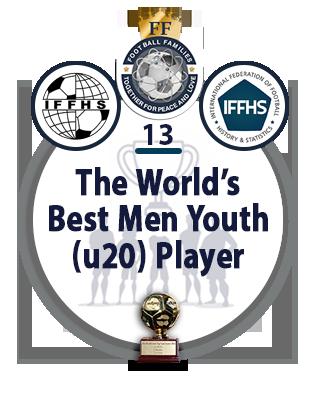 The World's Best Football Men Left Defender