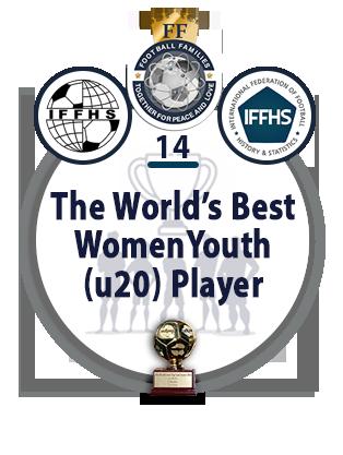 The World's Best Football Women Left Defender