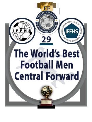 The World's Best Football Men Left Winger