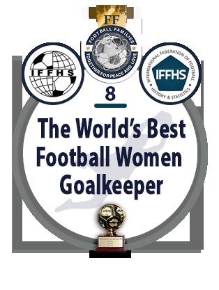 The World's Best Football Women Goalkeeper