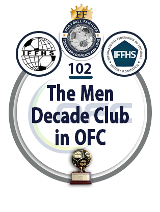 The Men Decade Club in OFC.