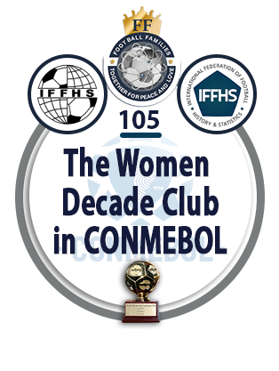 The Women Decade Club in CONMEBOL.