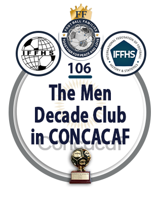 The Men Decade Club in CONCACAF.