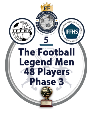 The Football Legend Women 16 Players Phase 3.