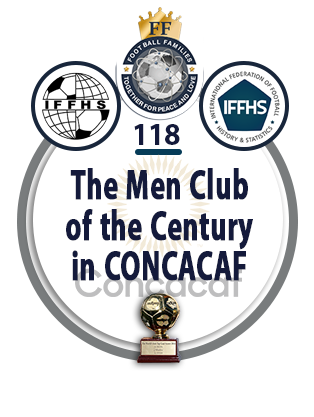 The Men Club of the Century in CONCACAF.