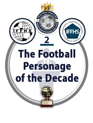 The Football Personage of the Decade.