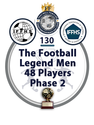 The Football Legend Men 48 Players Phase 2.