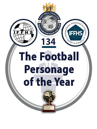 The Football Personage of the Year.