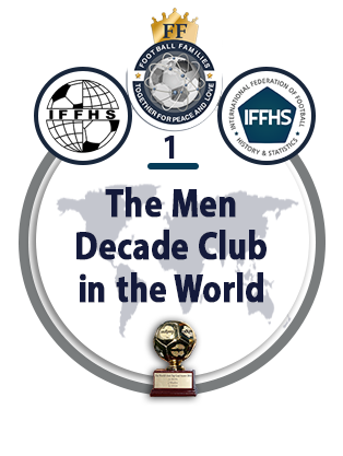 The Men Decade Club in the World.