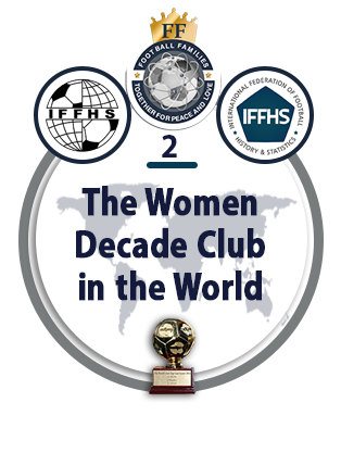 The Women Decade Club in the World.