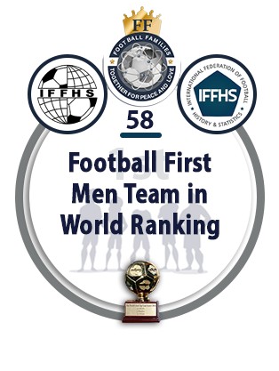 Football First Men Team in World Ranking.