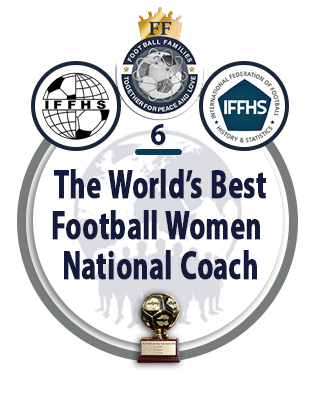 The World's Best Football Women National Team Coach