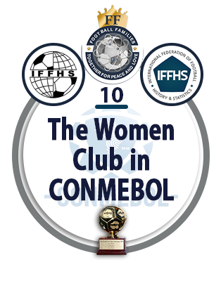 The Women Club in CONMEBOL.