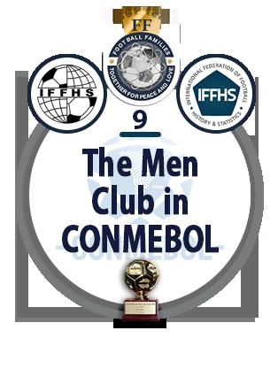 The Men Club in CONMEBOL.