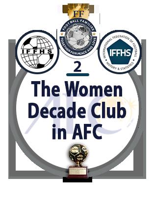 The Women Decade Club in AFC.