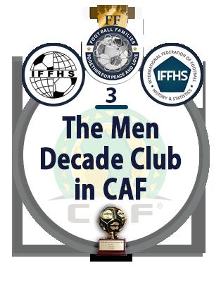 The Men Decade Club in CAF.