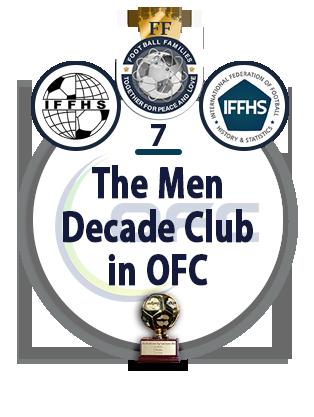 The Men Decade Club in OFC.