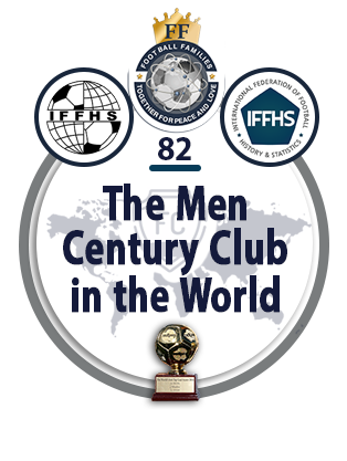 The Men Century Club in the World.