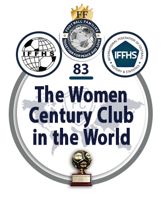 The Women Century Club in the World.