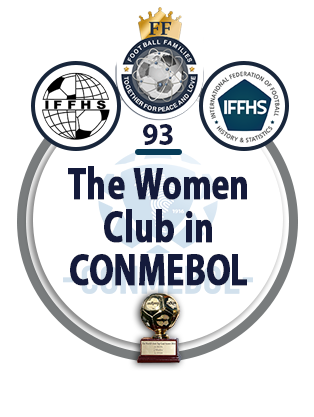 The Women Club in CONMEBOL.