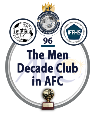 The Men Decade Club in AFC.