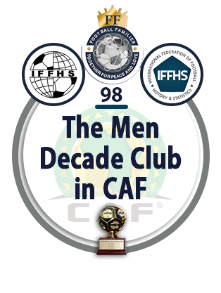 The Men Decade Club in CAF.